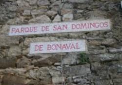 El Parque de Santo Domingo de Bonaval (Santiago de Compostela)