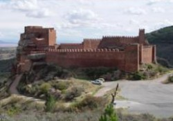 Castillo de Peracense (Teruel)