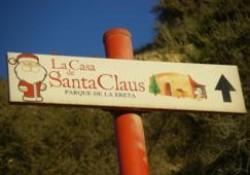 La casa de Santa Claus en Alicante