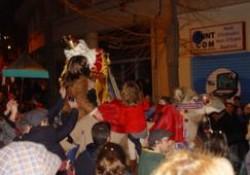 La cabalgata de Reyes de Alcoy