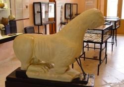 Las Covetes dels Moros de Bocairent (1 de 3). Museo Arqueológico de Bocairent.