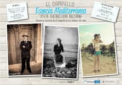 El Campello, Esencia Mediterránea. Visita Teatralizada Nocturna en El Campello
