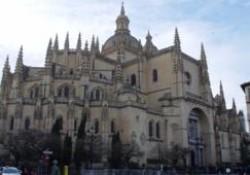 La leyenda del ángel tocando la trompeta de la Catedral de Segovia