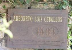 Arboreto de Luis Ceballos en San Lorenzo del Escorial (Madrid)
