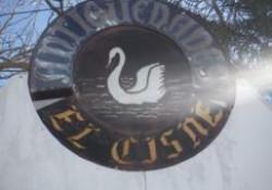 El Mercadillo El Cisne (En Benidorm) el lugar donde se puede comprar el trineo de Papá Noel.