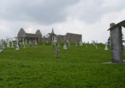 La abadía de Clonmacnoise (Irlanda), un pasaporte para el cielo (1 de 2)