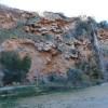 Cascada del Brazal en el Salto de la Novia (Navajas, Castellón)