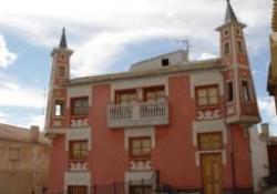 La casa del cura en Ulea (Murcia)