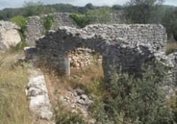 Despoblado morisco de L'Atzuvieta en Alcalá de la Jovada, Alicante