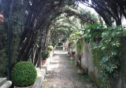 Jardín de Santos (Penáguila) (Parte 2 de 3). Influencias y descripción del jardín