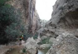 Recorrido por el río Chícamo en Abanilla (Murcia)