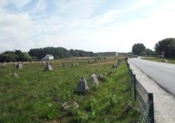 Leyendas alrededor de los Alineamientos megalíticos de Carnac en la Bretaña Francesa