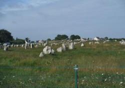 La mejor ruta para recorrer los Alineamientos megalíticos de Carnac en la Bretaña Francesa