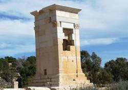 Torre de Sant Josep, monumento funerario romano en Villajoyosa.