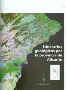 Itinerarios geológicos por la provincia de Alicante 1