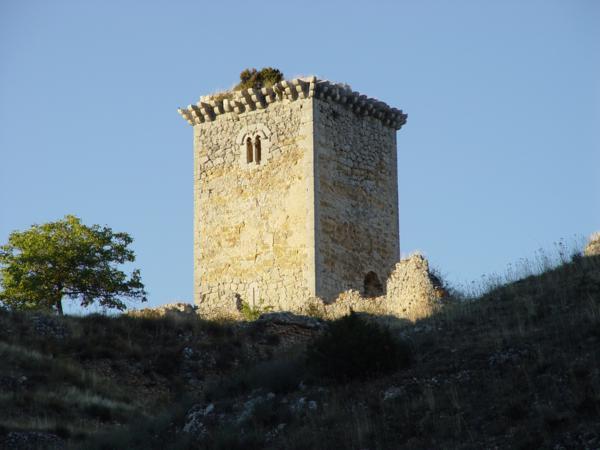 Torre del Homenaje del Castillo de Ucero