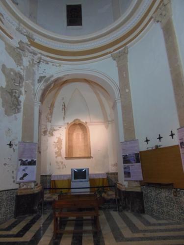 Santuario De Nuestra Se Ora De La Cueva Santa De Altura