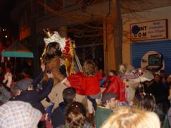 Baltasar en la Cabalgata de Reyes de Alcoy_243x182