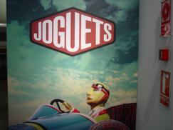 Cartel Joguets. Un siglo de historia del Juguete en Alicante_243x182