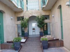 Entrada a Hotel Boutique Isla de Tabarca_243x182