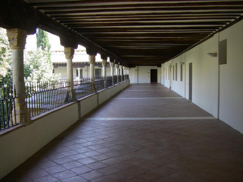 Claustro alto (Catedral de Toledo)
