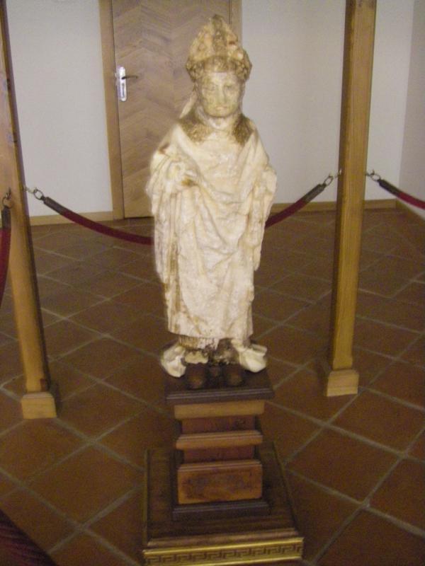 Estatua de San Eugenio (Catedral de Toledo)_600x800