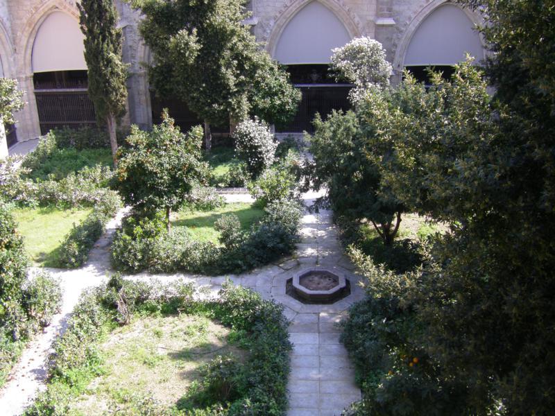 Jardín del Claustro (Catedral de Toledo)_800x600
