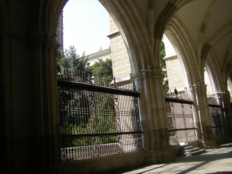 Reja del Claustro (Catedral de Toledo)