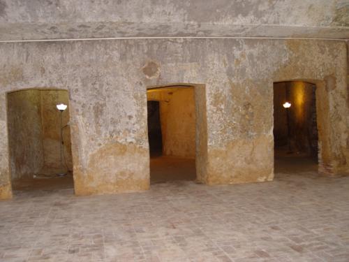 Interior del Monasterio Rupestre de Bocairent_500x375