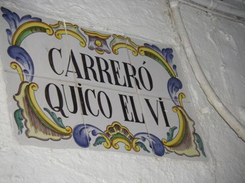 Cartel de la Carreró Quico el VI (Denia)_500x375