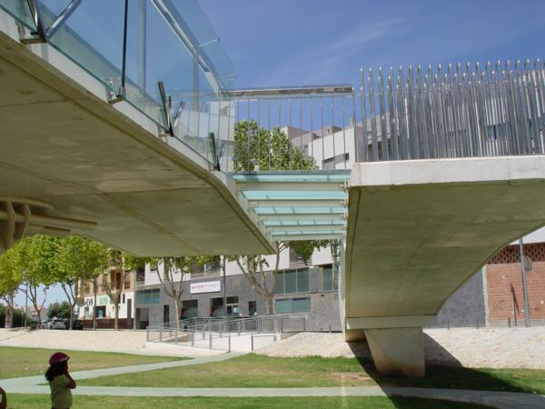 El Puente del Beso (Pilar de la Horadada) Punto de unión_600x450