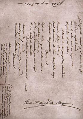 Firma de Bécquer tomada de la biblioteca Cervantes de la Universidad de Alicante_278x400