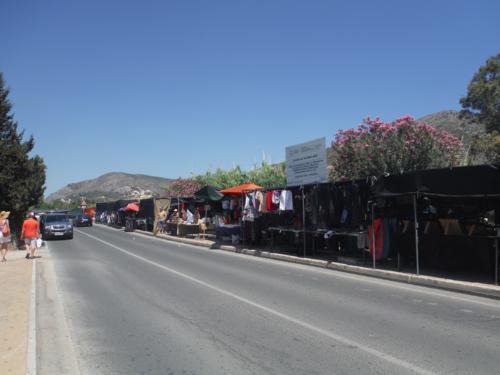 Rastro de Xaló (Jalón). Avenida del Rey Juan Calos I_500x375