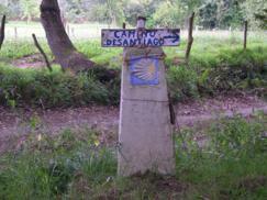 Señal Camino de Santiago_243x182