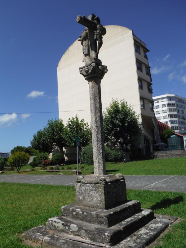 Cruceiro a la salida de Ferrol (Camino Inglés)_600x800