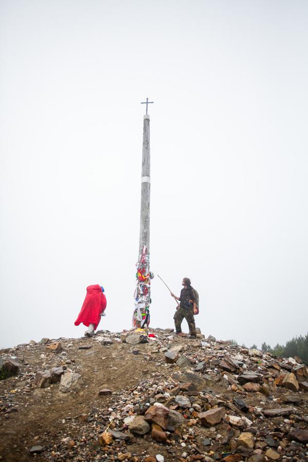 Cruz de Ferro en Camino de Santiago Francés_600x900