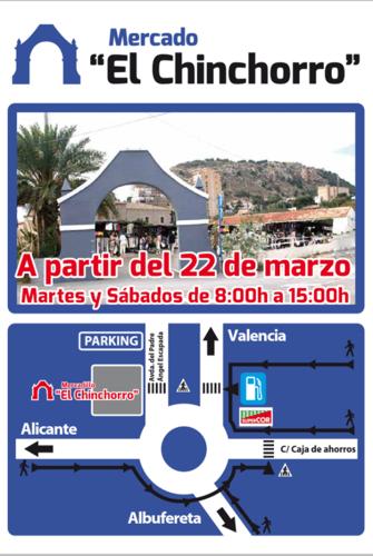 Mercado El Chinchorra. Delantera_335x500