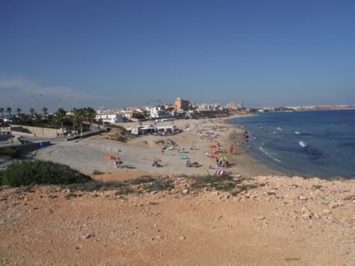 Playas de la población de Pilar de la Horadada_500x375