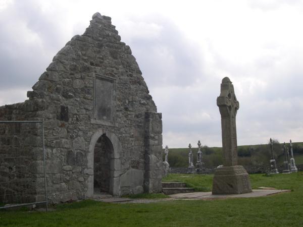 Templo de Dowling, Monasterio de Clonmacnoise (Irlanda)_600x450