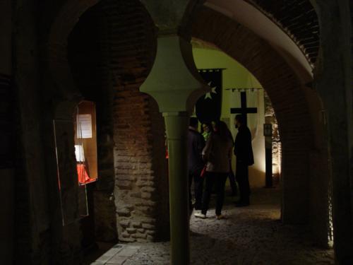 Arcos de herradura en el Museo de la España Mágica_500x375