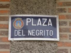 Cartel Plaza del negrito_243x182