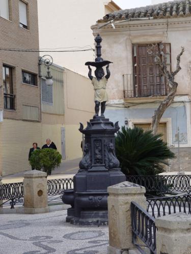 Fuente de la plaza del Negrito_375x500