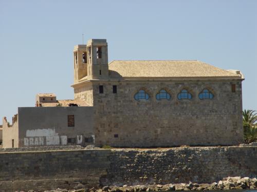 Iglesia de Nueva Tabarca_500x375