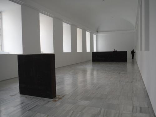 La escultura del Museo Reina Sofía de 38 toneladas que desapareció