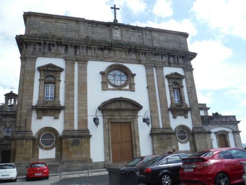 De Ferrol a Pontedeume. Iglesia de San Francisco en el Ferrol_500x375