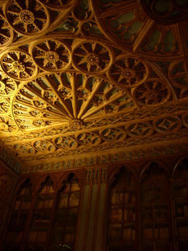 Techo de la Librería Lello (Oporto)