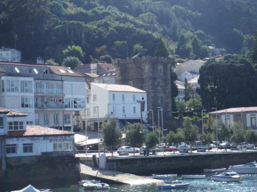 De Ferrol a Pontedeume. Torreón de Los Andrade en Pontedeume_500x375
