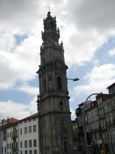 Torre de los Clérigos (Oporto)