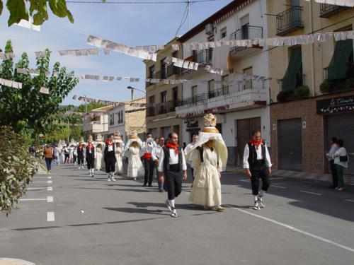 El Pa Beneit de Torremazanas. La fiesta propiamente dicha