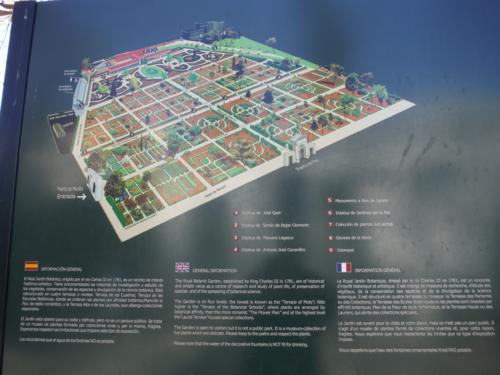 El real jard n bot nico de madridla cantimplora verde for Biblioteca digital real jardin botanico
